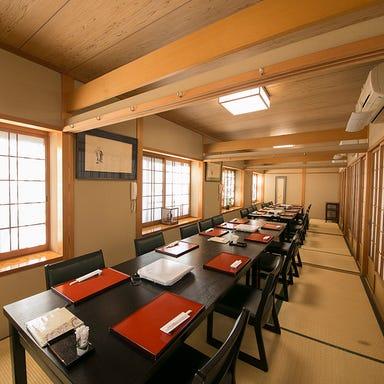 豆富料理 蓮月茶や  店内の画像