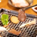 焼肉カルビ・ロース定食