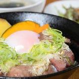 ネギ塩牛タン丼