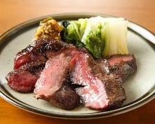 ■牛タン中心のバラエティ豊かな料理