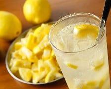 ■牛タンと相性抜群の塩レモンサワー