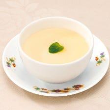 デザート一番人気!なめらか杏仁豆腐