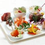 八福前菜(1〜2名様)