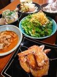 ご宴会コース料理は ¥2000~