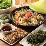 【宴会大歓迎】 バランス良く食べられるコースをチェック!