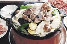 本場、北海道の新鮮なラム肉。