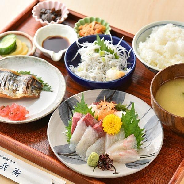 【忘年会にオススメ!!】地元の新鮮な地魚が堪能できる湘南地魚コース!!