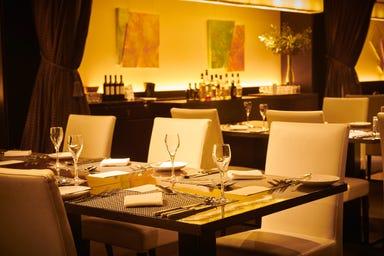 restaurant hache  店内の画像