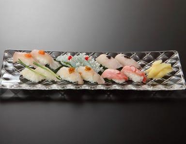日本料理 石田  メニューの画像