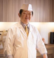 店主石田氏の職人芸をご堪能ください