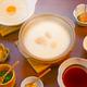 阿武隈の大地で育った伊達鶏を使用した「玄海の水たき」です。