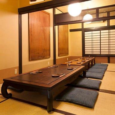 大人の隠れ家居酒屋 TAKERO 後楽園 店内の画像