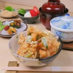 天ぷら かわかみ