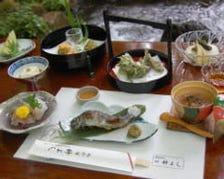 【絶景】川床でお楽しみ頂く会席料理