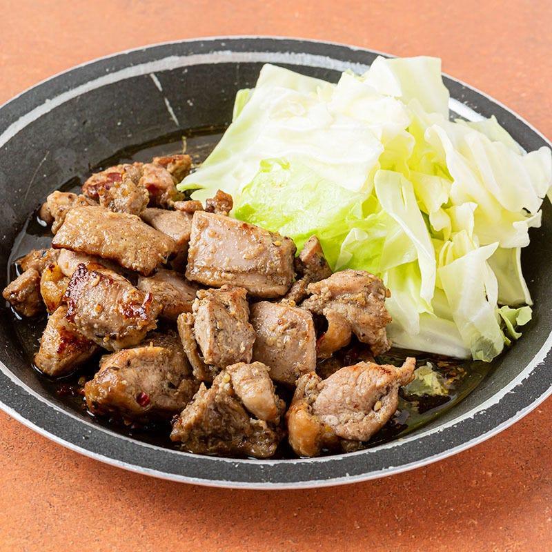 こだわりの九州産銘柄鶏と季節料理