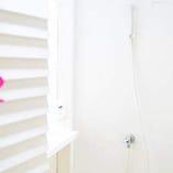 手ぶらでOK!シャワー&ロッカー付きプランは大人気プラン
