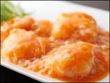 四川料理をベースとした中華料理