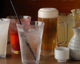 ◎毎日18時までの特別! 生・サワー・ハイボール・日本酒も全て250円!