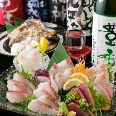 横須賀・三浦の朝獲れ鮮魚 ときあかり 横浜西口