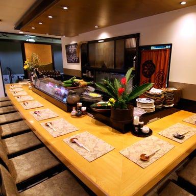 蘇麻 HANARE 店内の画像