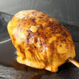 チェダーチーズつくね串