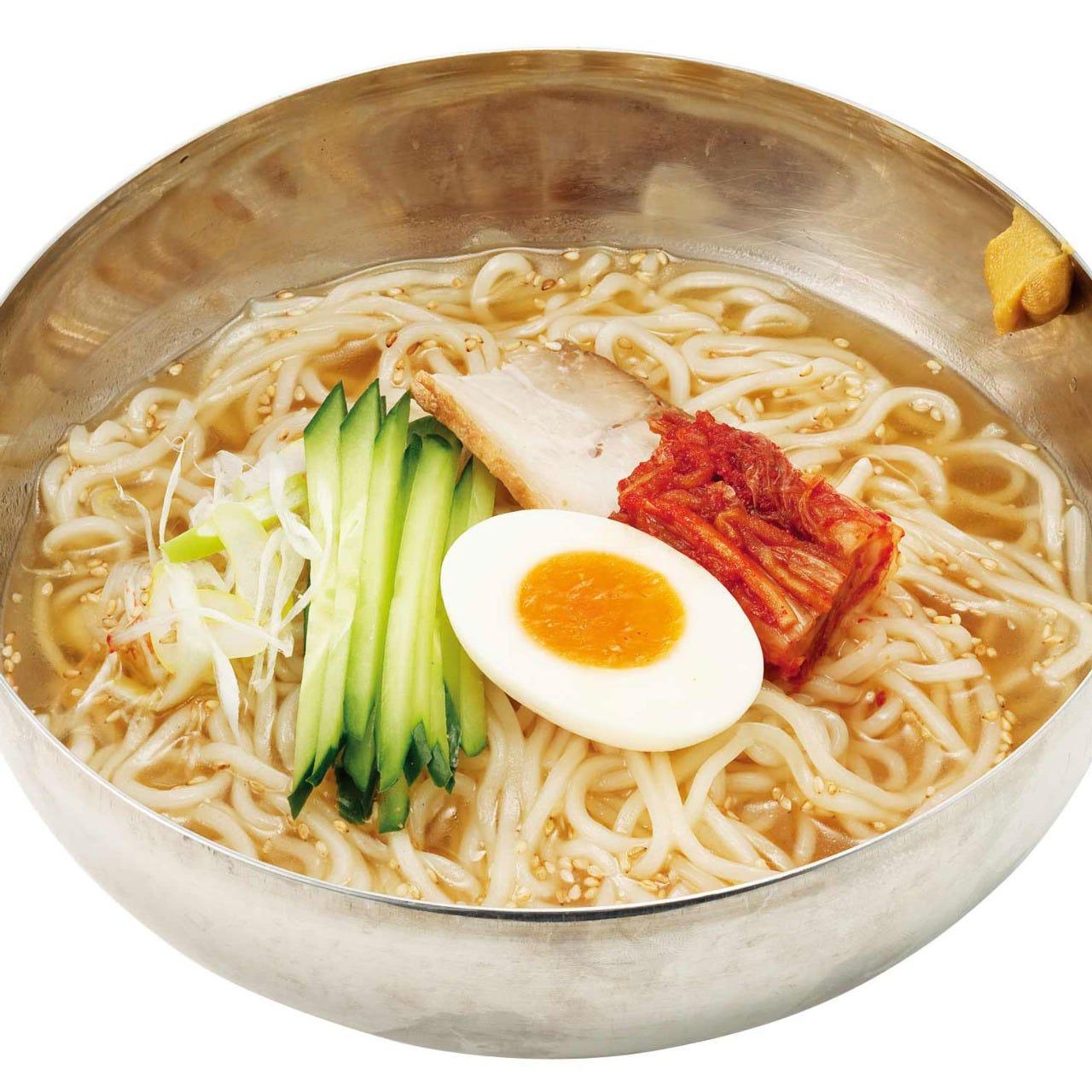 【100品以上食べ放題】牛角コース【夏季限定:冷麺付きで3,828円】