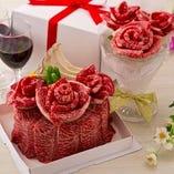 【3日前迄の予約限定】お祝い肉ケーキ