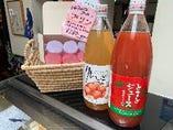 津軽りんごジュース