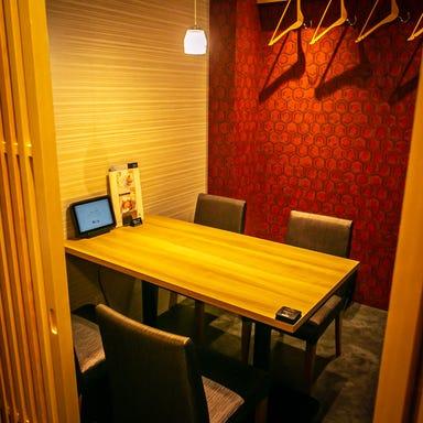 全席個室 鮮や一夜 京都駅前店 店内の画像