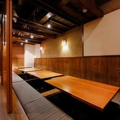 個室×名物鶏料理 とりせん 立川本店 店内の画像