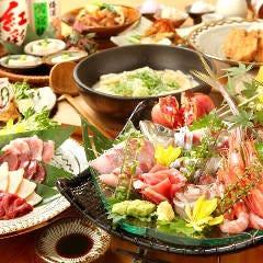 個室×名物鶏料理 とりせん 立川本店