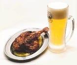 ■とにかく生ビールが美味い!