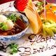 記念日・誕生日には デザートにメッセージをお入れ致します