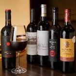 甘い焼肉と赤ワインの芳醇な香りのマリアージュをぜひ味わってみてください。