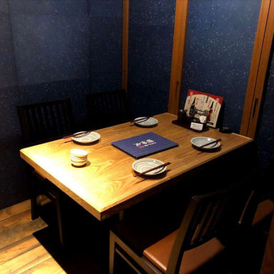 藁焼き鰹たたき 明神丸 高松店 店内の画像