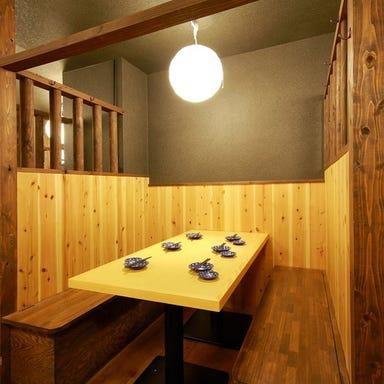 日本酒原価酒場 元祖わら屋 上野御徒町店 店内の画像