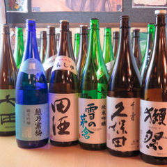 日本酒原価酒場 元祖わら屋 上野御徒町店 コースの画像