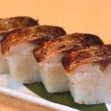 しめ鯖寿司