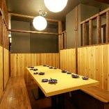 テーブル席(6~8名様)