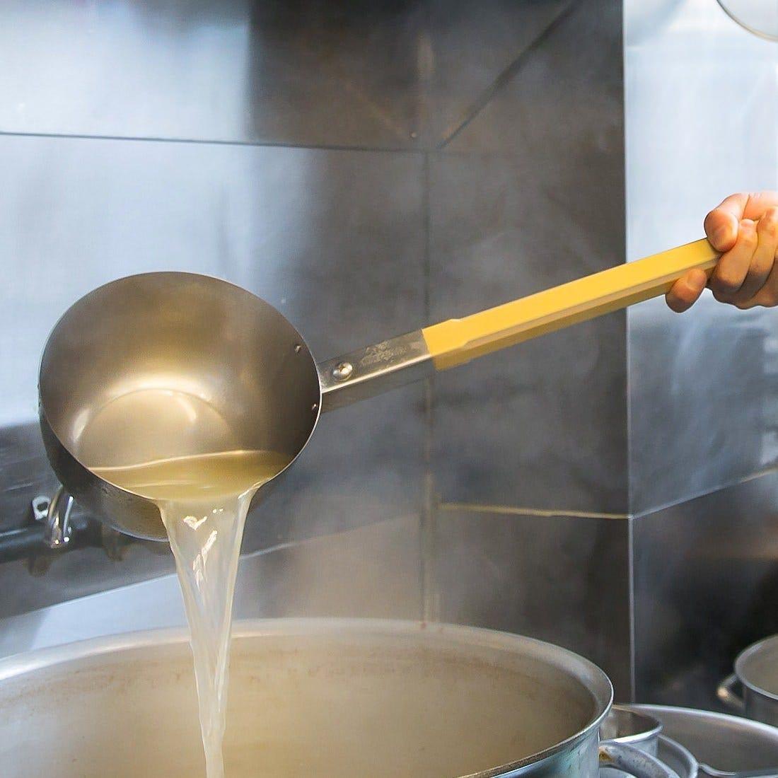 濱田屋の水炊きが美味しい理由