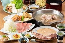 水炊きコース(全6品)4,180円