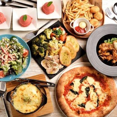 イタリア食堂 がぶ飲みワイン ドバール  こだわりの画像
