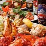 シンハービールなどアジア料理には、やっぱりアジアのビール!
