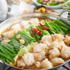 博多 牛もつ鍋(塩・醤油・味噌)