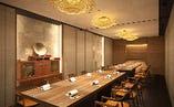 """ご接待や記念日など大切な会食に最適空間。6~16名様用""""竹の間"""""""