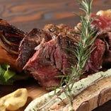 絶品赤み肉をご賞味あれ