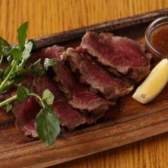 黒毛和牛赤身肉のグリル 150g
