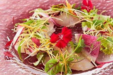 ホテルモントレ大阪 フランス料理 エスカーレ  コースの画像