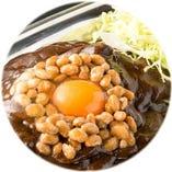 納豆(生卵付)