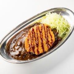 ロースカツカレー(Pork cutlet Curry)